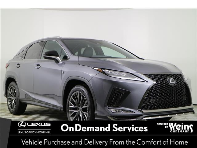2020 Lexus RX 350 Base (Stk: 191426) in Richmond Hill - Image 1 of 30