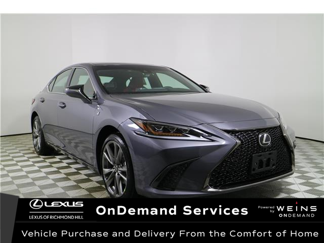 2020 Lexus ES 350  (Stk: 191413) in Richmond Hill - Image 1 of 46