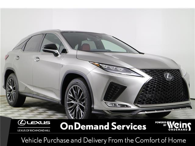 2020 Lexus RX 350 Base (Stk: 191422) in Richmond Hill - Image 1 of 32