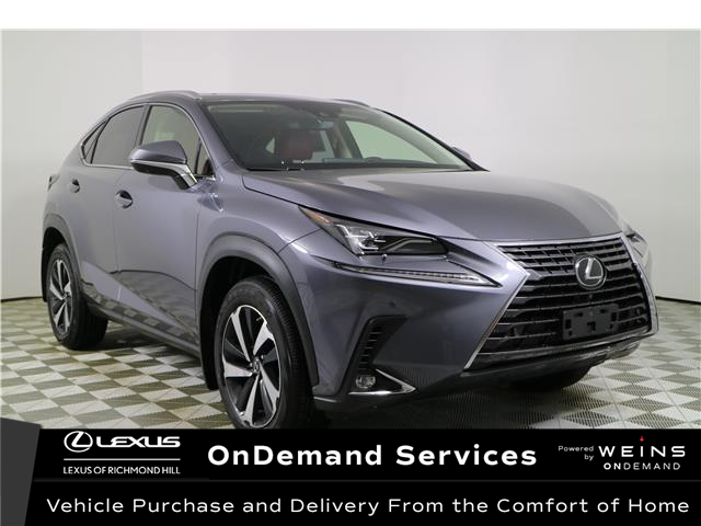2020 Lexus NX 300 Base (Stk: 191399) in Richmond Hill - Image 1 of 28