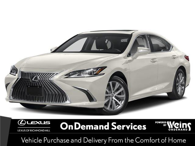 2020 Lexus ES 350  (Stk: 100011) in Richmond Hill - Image 1 of 9