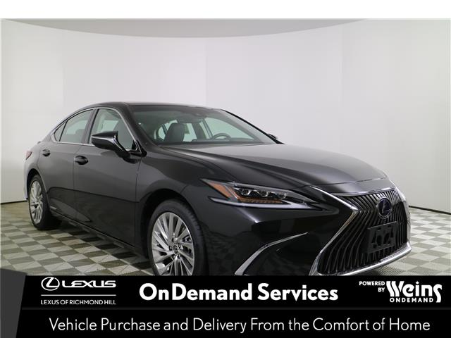 2020 Lexus ES 300h Premium (Stk: 191211) in Richmond Hill - Image 1 of 11