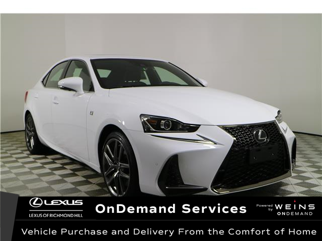 2020 Lexus IS 300 Base (Stk: 100014) in Richmond Hill - Image 1 of 25