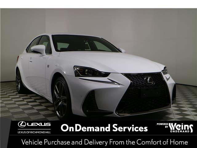 2020 Lexus IS 300 Base (Stk: 100070) in Richmond Hill - Image 1 of 25