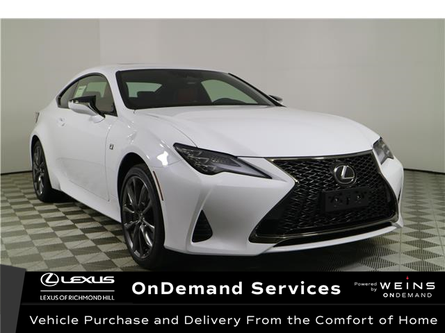 2020 Lexus RC 300  (Stk: 100035) in Richmond Hill - Image 1 of 25