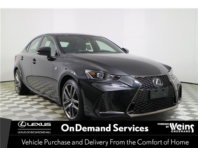 2020 Lexus IS 300 Base (Stk: 100065) in Richmond Hill - Image 1 of 27