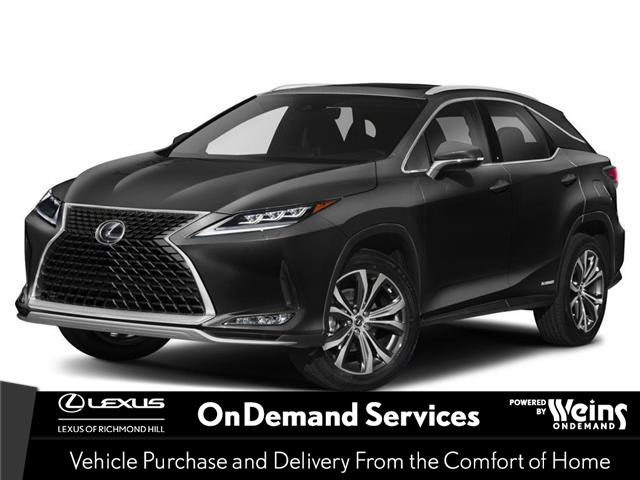 2020 Lexus RX 450h Base (Stk: 100109) in Richmond Hill - Image 1 of 9