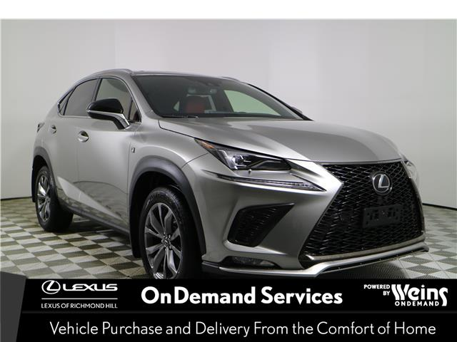 2020 Lexus NX 300 Base (Stk: 100118) in Richmond Hill - Image 1 of 32
