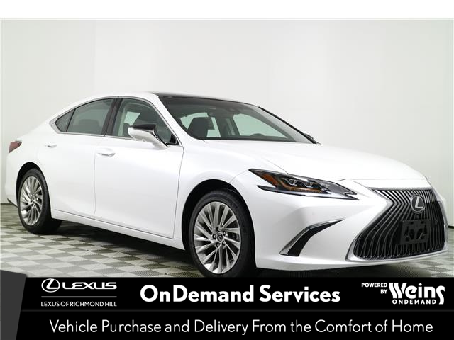 2020 Lexus ES 350 Premium (Stk: 100159) in Richmond Hill - Image 1 of 11