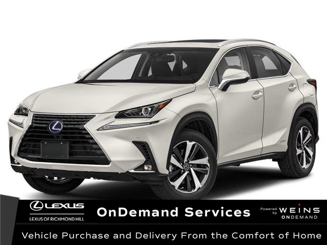 2020 Lexus NX 300h Base (Stk: 100191) in Richmond Hill - Image 1 of 9