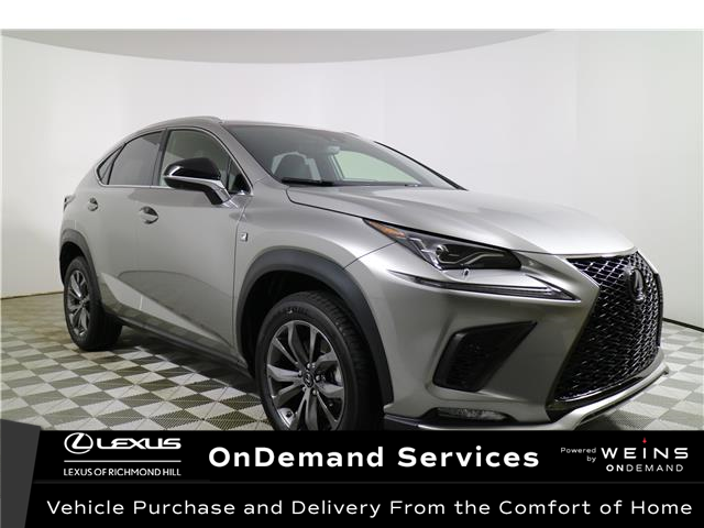 2020 Lexus NX 300 Base (Stk: 100305) in Richmond Hill - Image 1 of 28