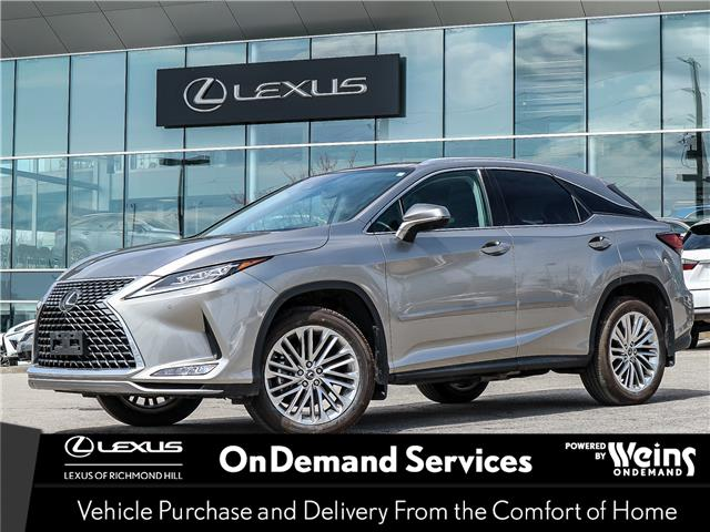 2020 Lexus RX 350  (Stk: 191081) in Richmond Hill - Image 1 of 24