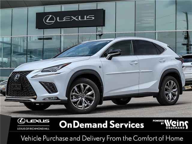 2020 Lexus NX 300  (Stk: 191023) in Richmond Hill - Image 1 of 24