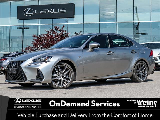 2017 Lexus IS 300  (Stk: 13046G) in Richmond Hill - Image 1 of 22