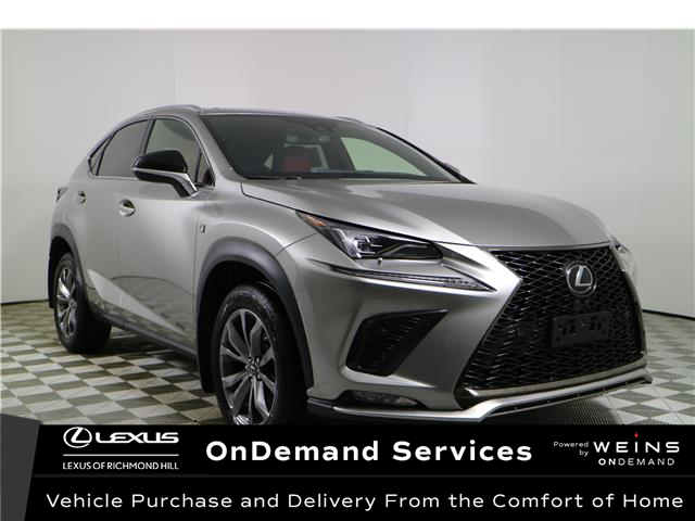 2020 Lexus NX 300  (Stk: 100419) in Richmond Hill - Image 1 of 31