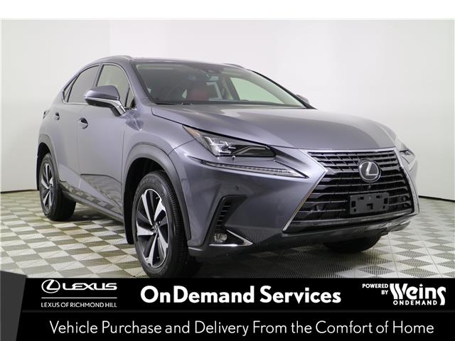 2020 Lexus NX 300 Base (Stk: 100430) in Richmond Hill - Image 1 of 29