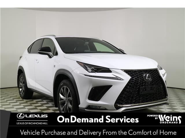 2020 Lexus NX 300  (Stk: 100464) in Richmond Hill - Image 1 of 27