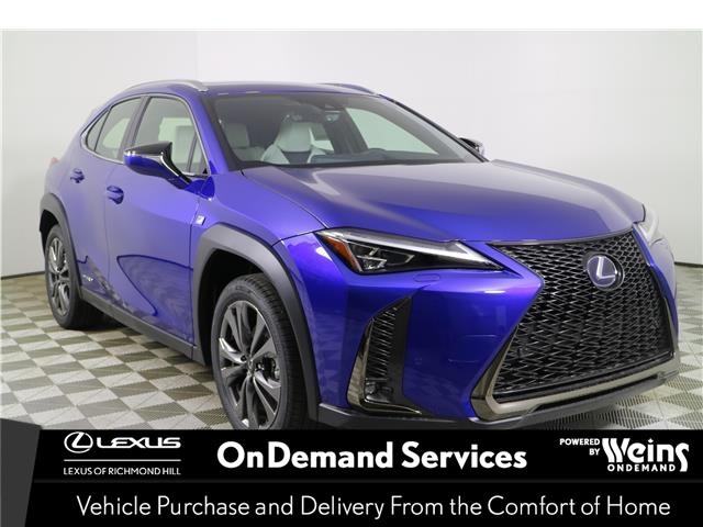 2020 Lexus UX 250h  (Stk: 100392) in Richmond Hill - Image 1 of 31