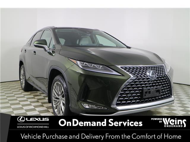 2020 Lexus RX 350  (Stk: 100516) in Richmond Hill - Image 1 of 22