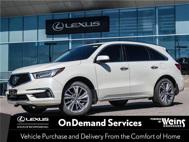 2017 Acura MDX  (Stk: 13225G) in Richmond Hill - Image 1 of 25