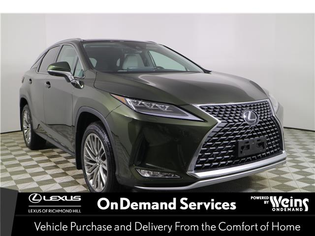 2020 Lexus RX 350  (Stk: 100521) in Richmond Hill - Image 1 of 22