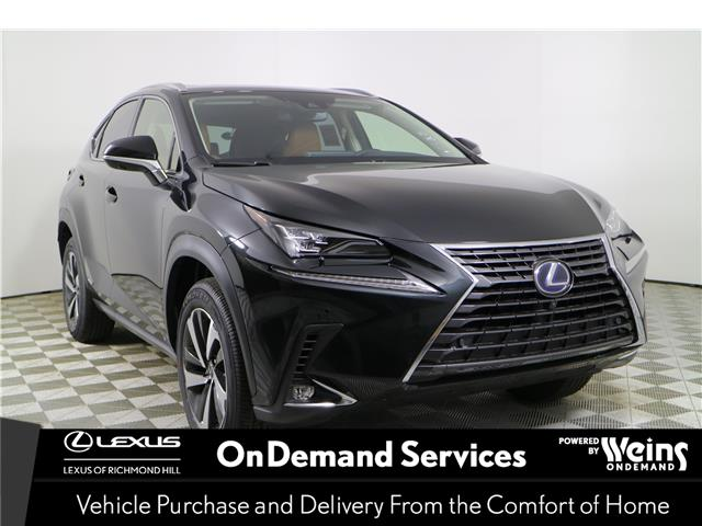 2020 Lexus NX 300h Base (Stk: 100202) in Richmond Hill - Image 1 of 11