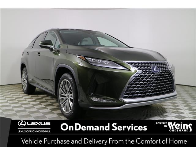 2020 Lexus RX 450h  (Stk: 100487) in Richmond Hill - Image 1 of 31