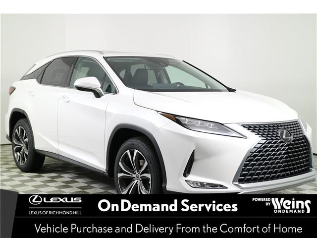 2020 Lexus RX 350  (Stk: 100555) in Richmond Hill - Image 1 of 28