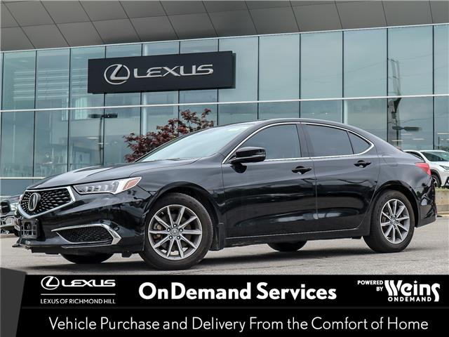 2018 Acura TLX  (Stk: 13304G) in Richmond Hill - Image 1 of 23