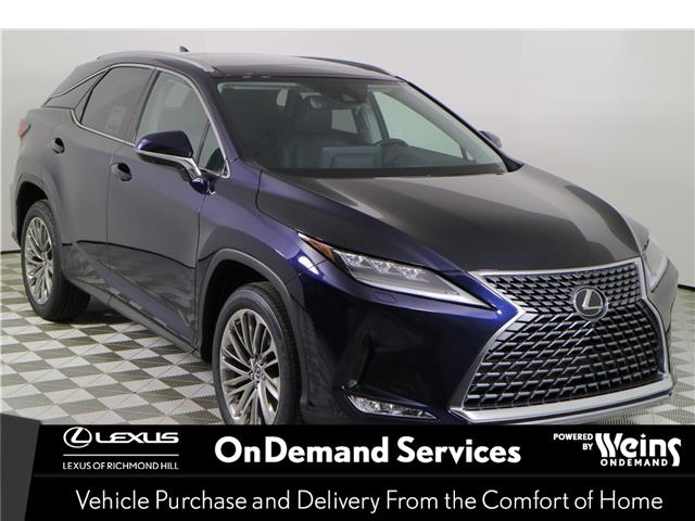 2020 Lexus RX 350  (Stk: 100581) in Richmond Hill - Image 1 of 29