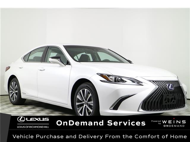 2020 Lexus ES 300h Premium (Stk: 100588) in Richmond Hill - Image 1 of 28