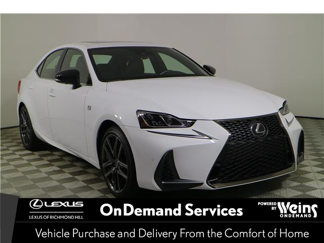 2020 Lexus IS 350  (Stk: 100316) in Richmond Hill - Image 1 of 29