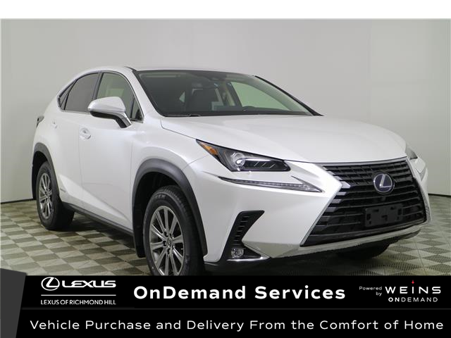 2020 Lexus NX 300h Base (Stk: 100203) in Richmond Hill - Image 1 of 26