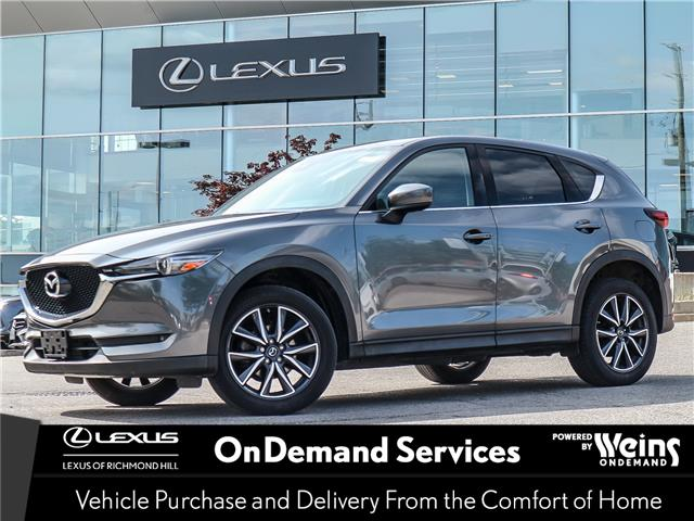 2017 Mazda CX-5  (Stk: 13418G) in Richmond Hill - Image 1 of 24