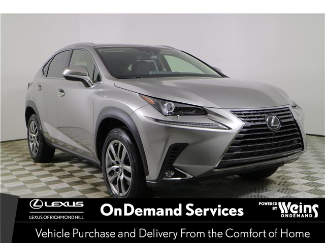 2021 Lexus NX 300  (Stk: 100648) in Richmond Hill - Image 1 of 26