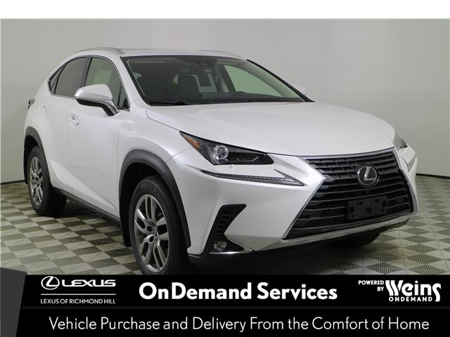 2021 Lexus NX 300  (Stk: 100708) in Richmond Hill - Image 1 of 25