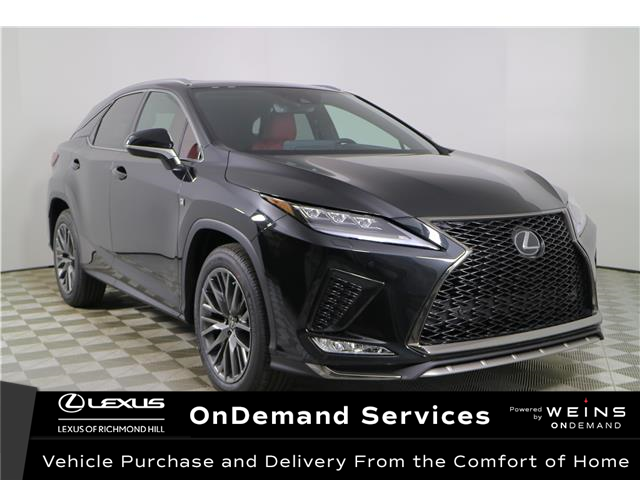 2021 Lexus RX 350 Base (Stk: 100671) in Richmond Hill - Image 1 of 28
