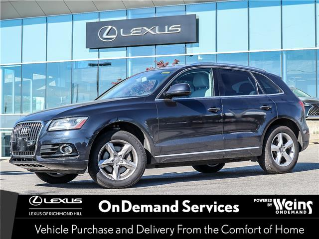 2015 Audi Q5  (Stk: 13464G) in Richmond Hill - Image 1 of 22