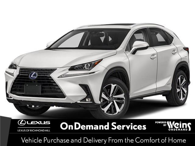 2021 Lexus NX 300h Base (Stk: 100631) in Richmond Hill - Image 1 of 9