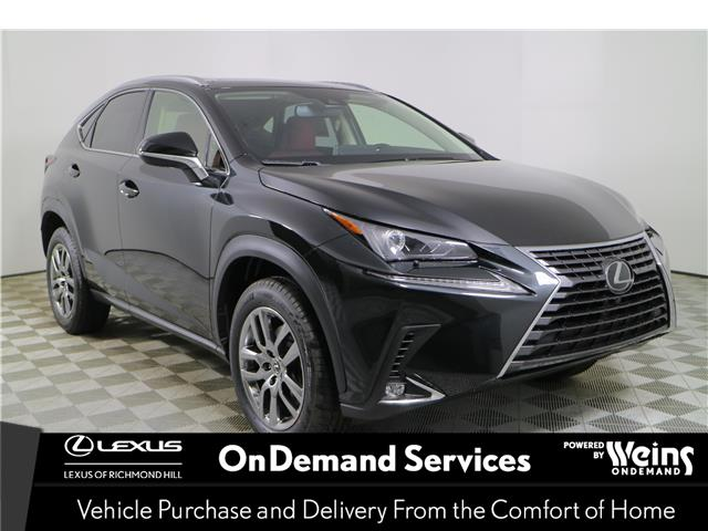 2021 Lexus NX 300  (Stk: 100694) in Richmond Hill - Image 1 of 26