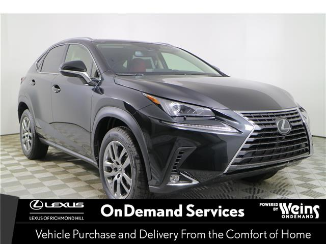 2021 Lexus NX 300 Base (Stk: 100625) in Richmond Hill - Image 1 of 26