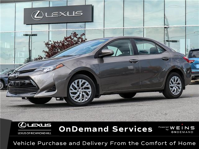 2019 Toyota Corolla  (Stk: 13451G) in Richmond Hill - Image 1 of 21