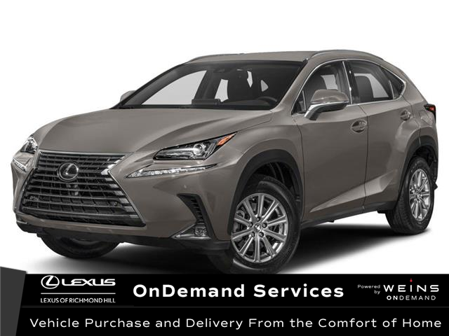 2021 Lexus NX 300 Base (Stk: 100742) in Richmond Hill - Image 1 of 9