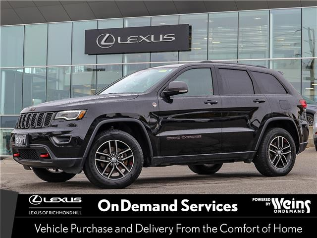 2017 Jeep Grand Cherokee  (Stk: 13509G) in Richmond Hill - Image 1 of 23