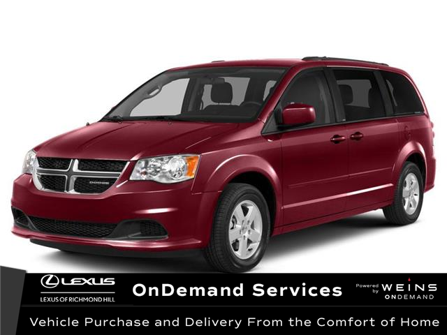 2011 Dodge Grand Caravan  (Stk: 13601G) in Richmond Hill - Image 1 of 9