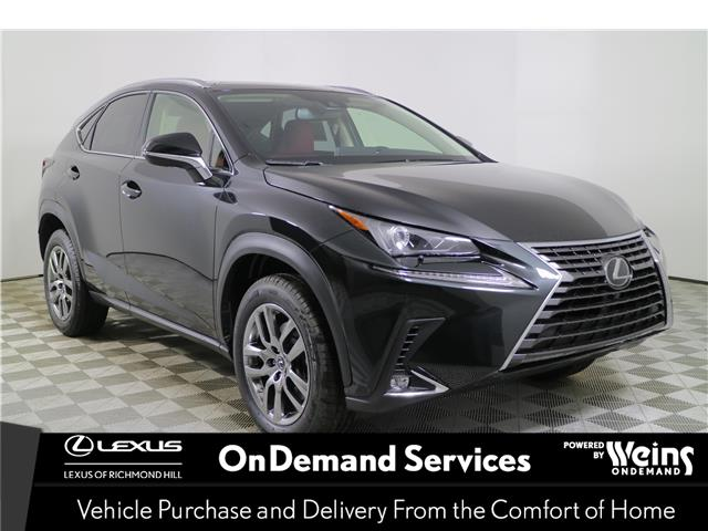 2021 Lexus NX 300  (Stk: 100794) in Richmond Hill - Image 1 of 26
