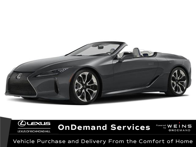 2021 Lexus LC 500  (Stk: 100834) in Richmond Hill - Image 1 of 2