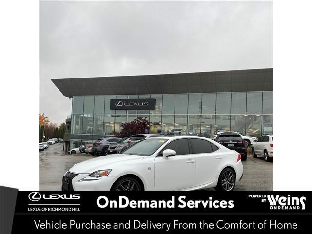 2016 Lexus IS 300  (Stk: 13641G) in Richmond Hill - Image 1 of 1