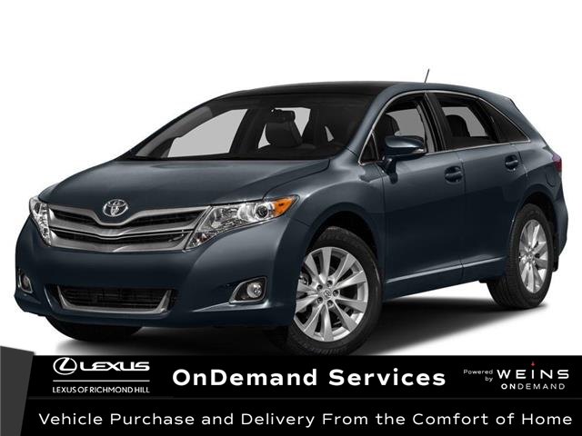 2016 Toyota Venza  (Stk: 13656G) in Richmond Hill - Image 1 of 10