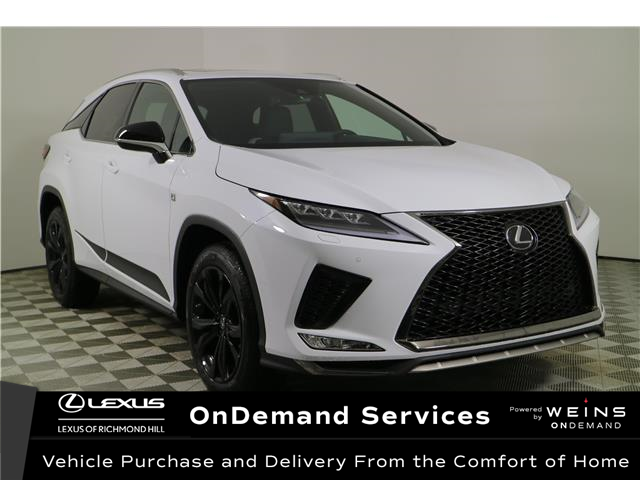 2021 Lexus RX 350  (Stk: 100832) in Richmond Hill - Image 1 of 27